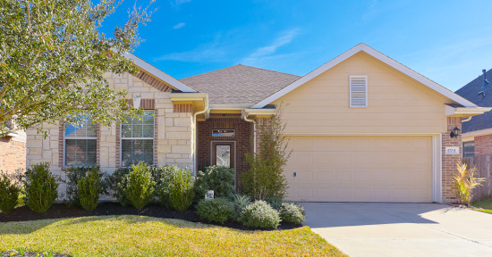 4704 High Creek Court Alvin Texas